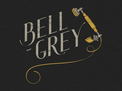 Bell&Grey Logo