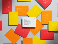 Business Cards for Tracy Cox