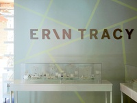 Signage For Erin Tracy Fine Jewelry
