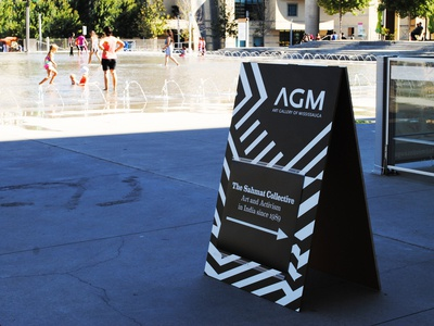 Signage for AGM