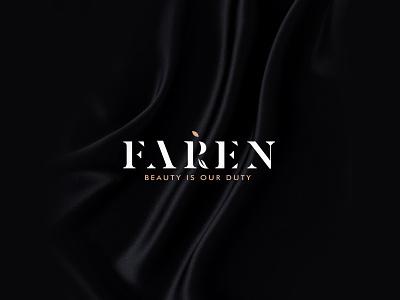 Faren Logo Design logo brand typography minimal clean design