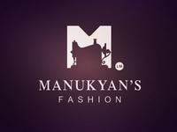M.Fashion Logo Design