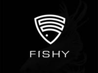 FISHY Logo Design