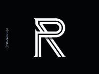 R+P Logo Design