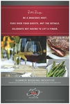 Ruth's Chris Steakhouse Summer Incentive Poster