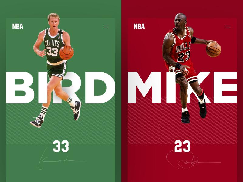 Daily UI #006: Profile daily ui infographics data principle animation user interface color basketball sports nba profile user profile