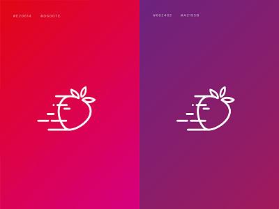Organic food store logotype brand design type color brand branding logo design icon symbol mark logotype logo