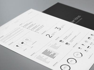 FREEBIE Resume redesign. resume cv freebie free