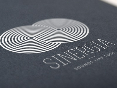 Sinergia Logo Design logo
