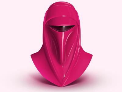 Royal Guard star wars royal guard icon helmet plastic helm clone caustics starwars photoshop glossy empire