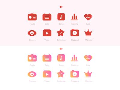 Netease Cloud Music Icon ui icon