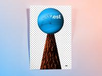 Poster Ten: nest