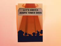 Poster 12: Koopa Tower Saga