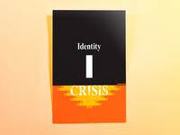 Poster TwentyThree: identity crisis