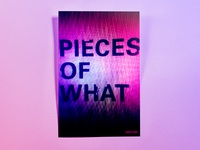Poster FortyOne: pieces of what