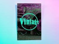 Poster FiftySeven: vintage