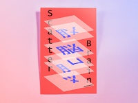 Poster SixtySeven: scatter brain