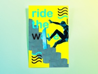 Poster SixtyNine: ride the wave