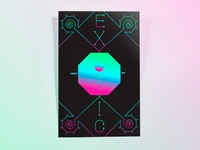 Poster EightyOne: exotic