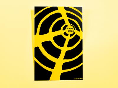Poster OneHundredTen: vicious circle