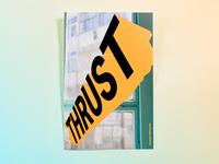 Poster OneHundredThirtyTwo: thrust