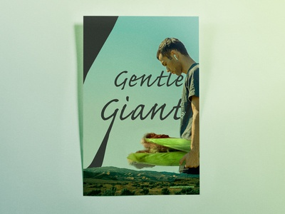 Poster OneHundredSeventyOne: gentle giant