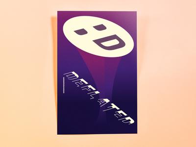 Poster OneHundredSeventySix: deflated