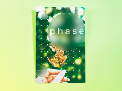 Poster OneHundredEighty: phase