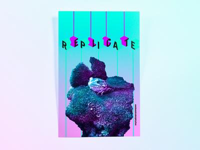 Poster OneHundredEightyFive: replicate