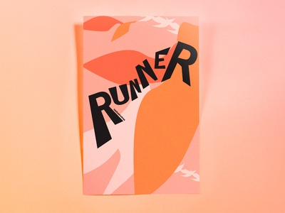 Poster TwoHundredTwo: runner