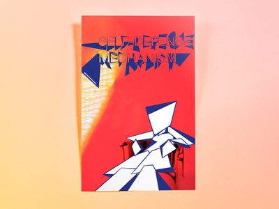 Poster TwoHundredSeventeen: self-defense mechanism