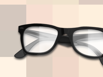 The Hipsters' Glasses.