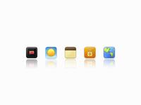 32px iOS Icons