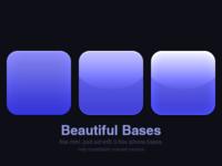 Beautiful Bases