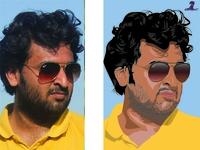 My Portrait Illustrator2