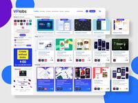 Uplabs Website Redesign Ui Kit