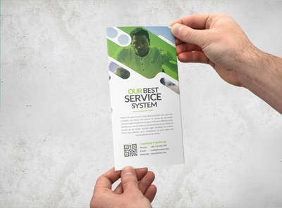 Trifold Brochure Design.