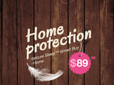 home protection price wood bage tag sleep dollar home protection pillow feather