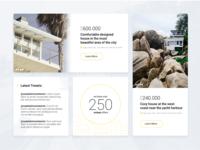 Saudade Investments Website