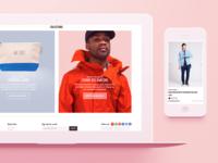Gentry NYC Store Website