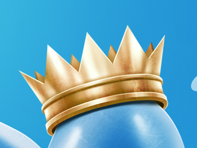 crown twitter icon app crown gold old bubble sky