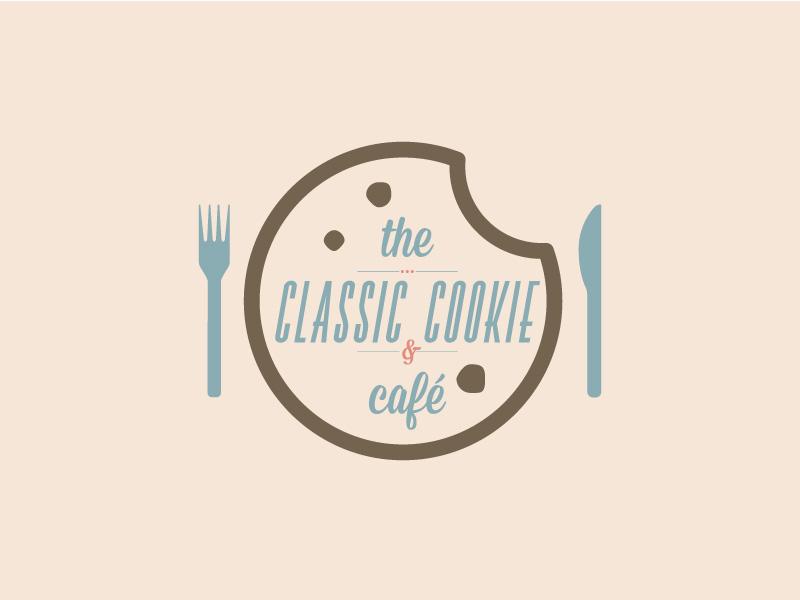 Classic Cookie Redesign branding graphic design logo