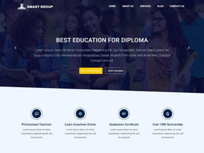Free international school website template free templates html template website template free website template free template