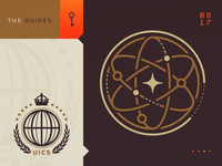 The Guides – Now Available cryptography key puzzle mystery crown atom insignia amazon android ios game