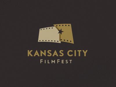 Kansas City FilmFest logo kansas missouri film state state line star festival