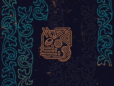 Wasp wasp logo liqueur sting maya hieroglyph