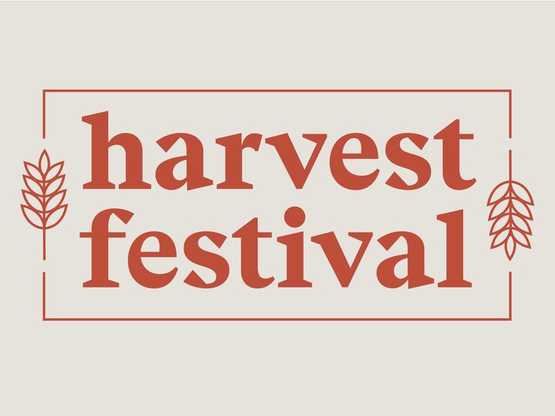 Harvest Festival autumn party wheat fall autumn festival harvest