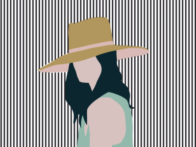 Graphical girl