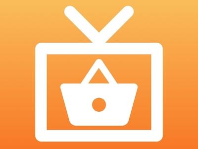 TV shop app icon