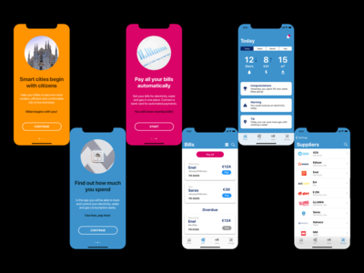 An app for Milan: a prototype